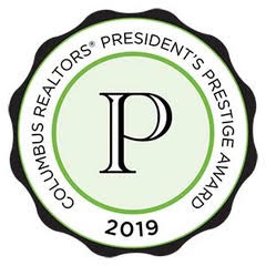 Columbus Realtors Presidents Prestige Award